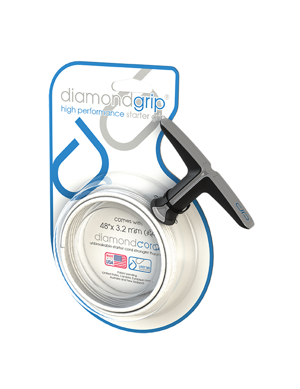 diamondcord™ pull cord handle